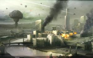 Frontlines - Third World War by tankhawk500