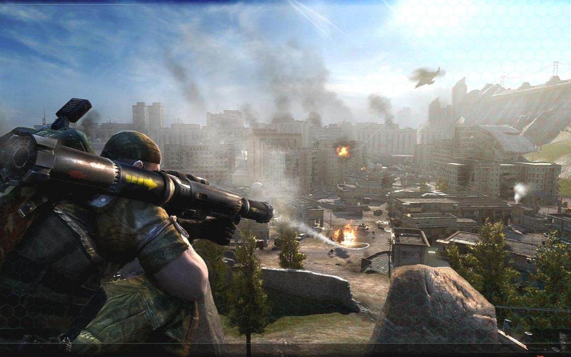 Frontlines - Urban Combat by tankhawk500