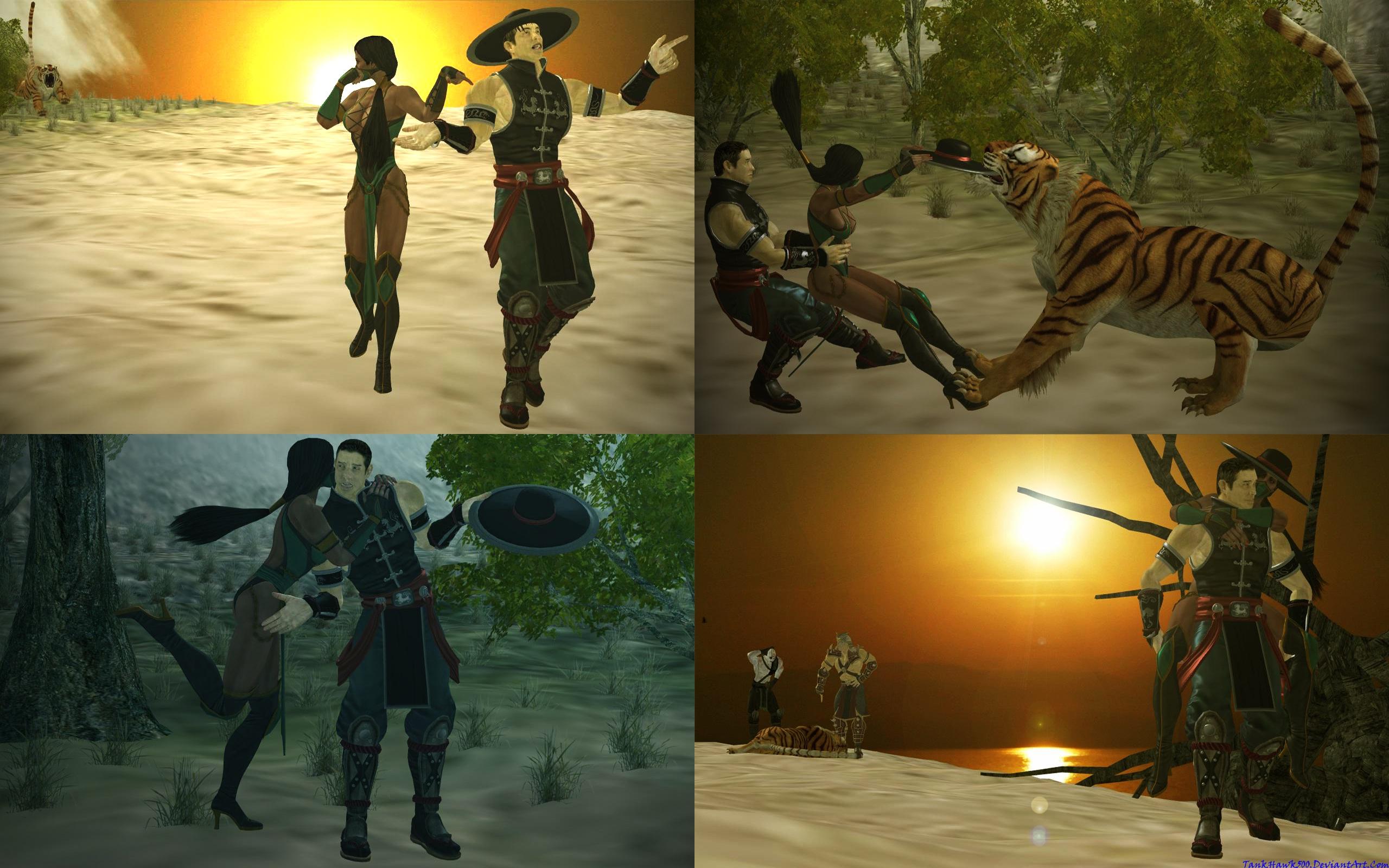 Mortal Kombat: Kano by JhonatasBatalha on DeviantArt