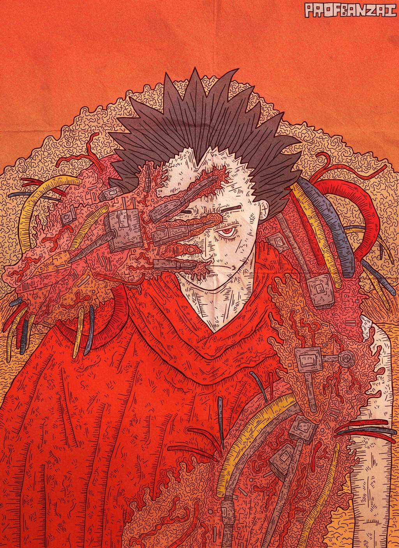 Tetsuo by ProfessorBanzai