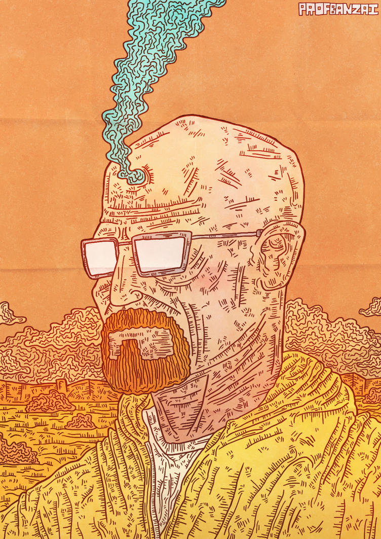 Heisenberg by ProfessorBanzai