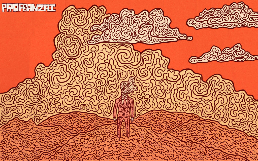 Alone. by ProfessorBanzai