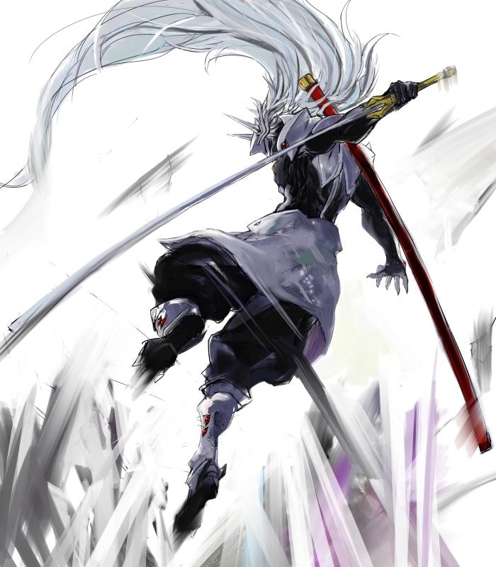 Anime Characters Katana : Character creation forums myanimelist