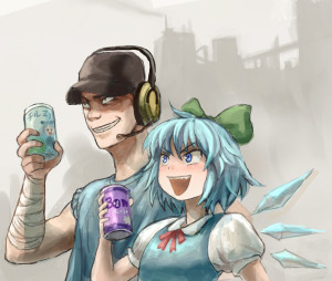 CirnoTheFrosty's Profile Picture