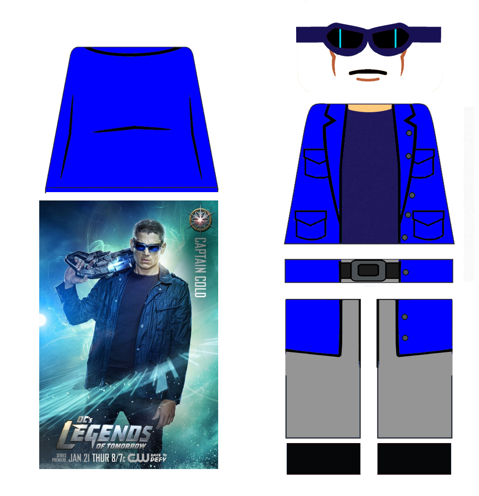 Captain Cold By Evilutione5150 On Deviantart