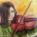 Little Violinist