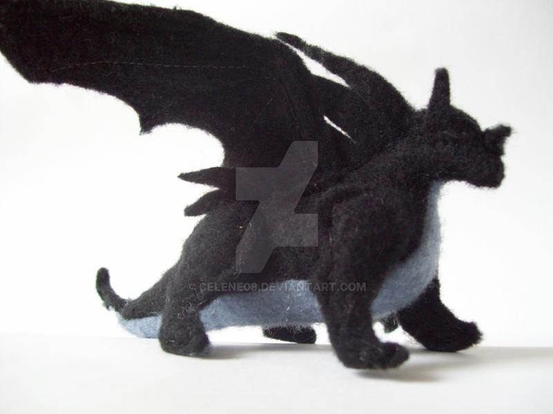 Black Dragon by Celene08