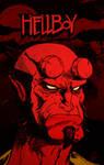 Hellboy by FurkanHolmes