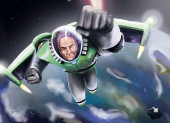 To infinity... and beyond by FurkanHolmes