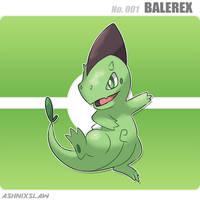 001 Balerex by AshnixsLaw