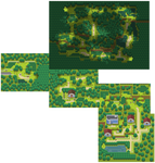 Osakus Region [Overworld Map]