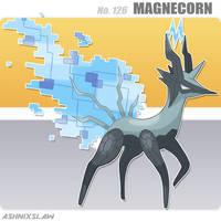 126 Magnecorn by AshnixsLaw
