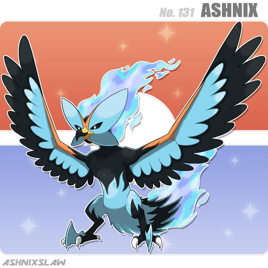 131 Ashnix [Shiny] by AshnixsLaw