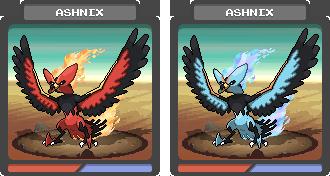 131 Ashnix [Sprite] by AshnixsLaw