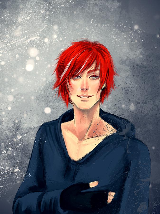 Request - Dragon Snow