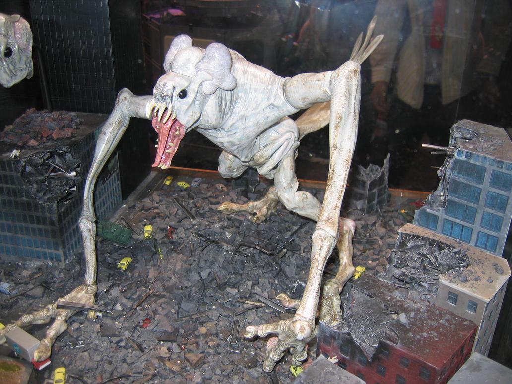 Cloverfield monster by tu160 on DeviantArt