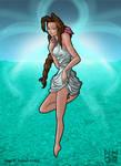 Angel of the Lifestream: Aeris