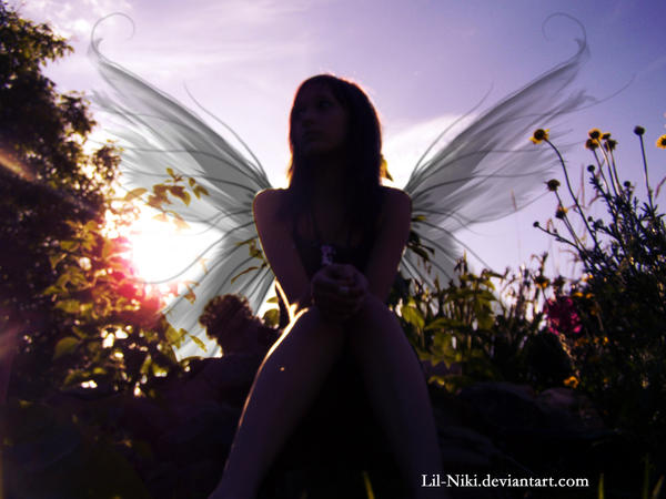 Fairy. by Lil-Niki