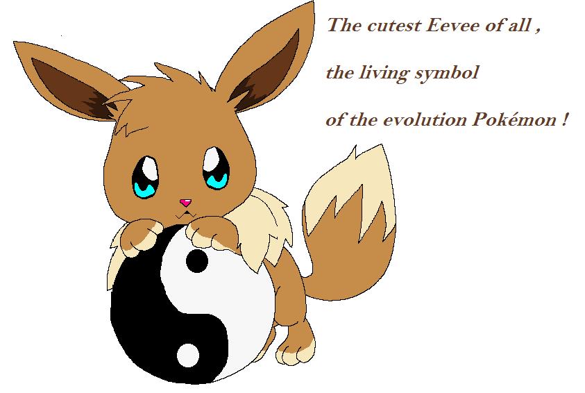 zippo the cutest eevee of all by kiara love 123 on deviantart