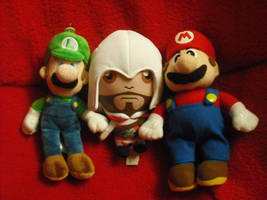 Super Assassin's Creed Brotherhood!