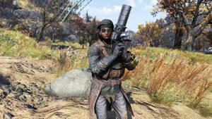 She's Got a Trusty Pistol, Too