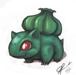 Baby Bulbasaur