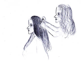Hairdressing by slingeraar