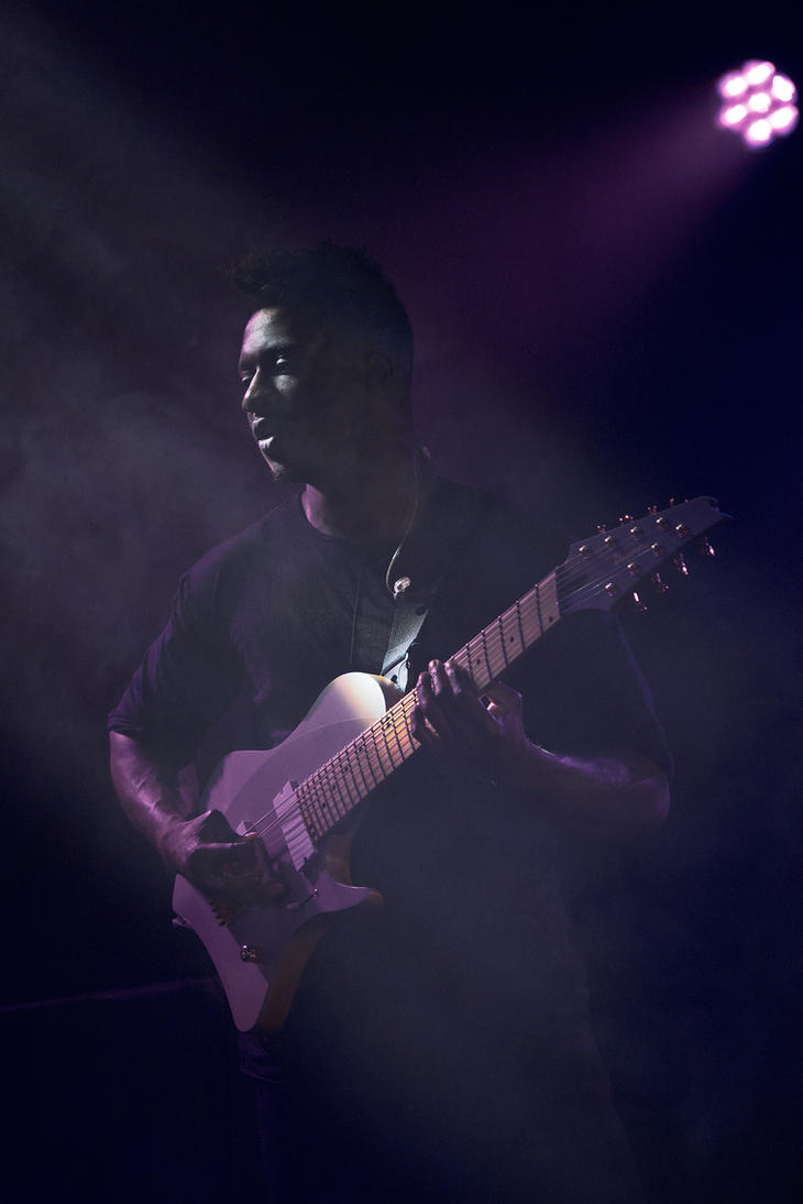 Tosin Abasi by newdawn84