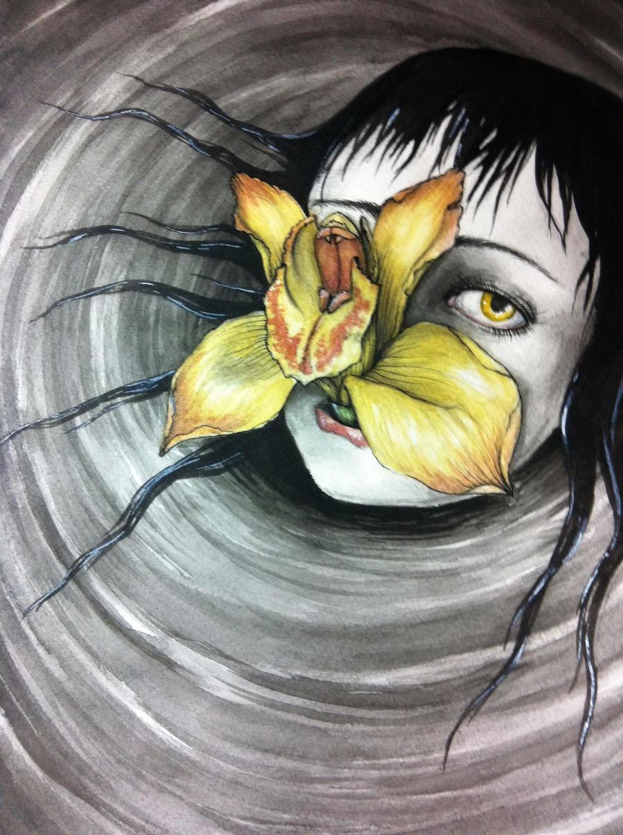 Orchid by milonaiis