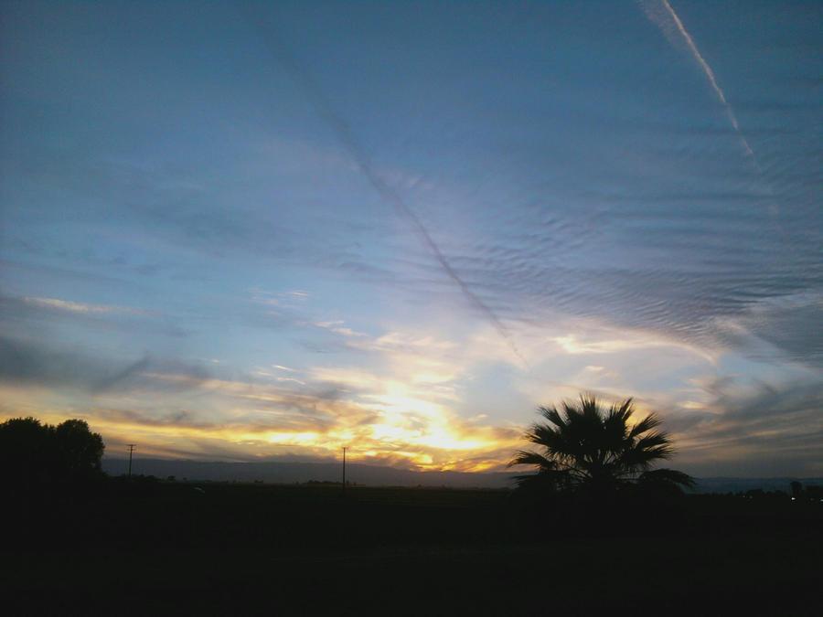Sunset by CheryMiste
