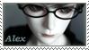 Alex Stamp by Zimbl