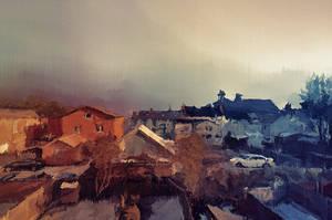 The Neighbourhood by Sturdyman