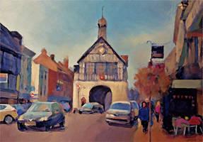 Town Hall by Sturdyman
