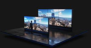 SmartPixel InteractiveVideoWalls CustomMatrixSyste
