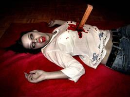 Vampire Justine - Pierced Heart