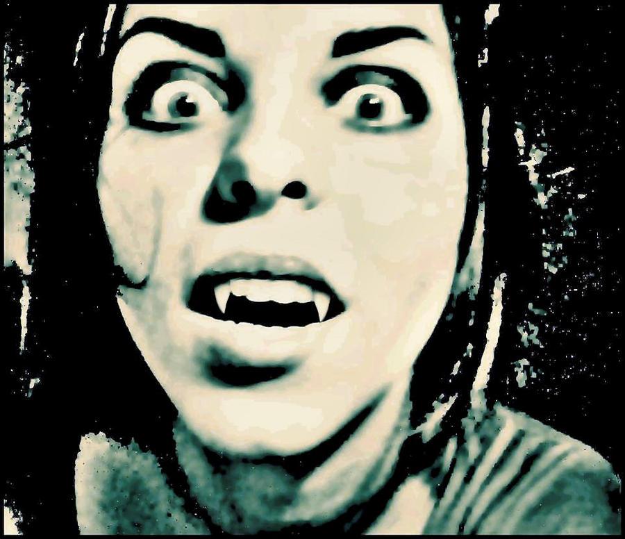 Vampire Kristina - Ravenous by Darkest-B4-Dawn