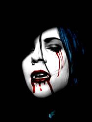Vampire Chloe-Tears of Blood