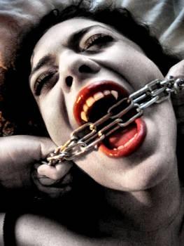 Vampire Fiocco-In the Slayer's Trap
