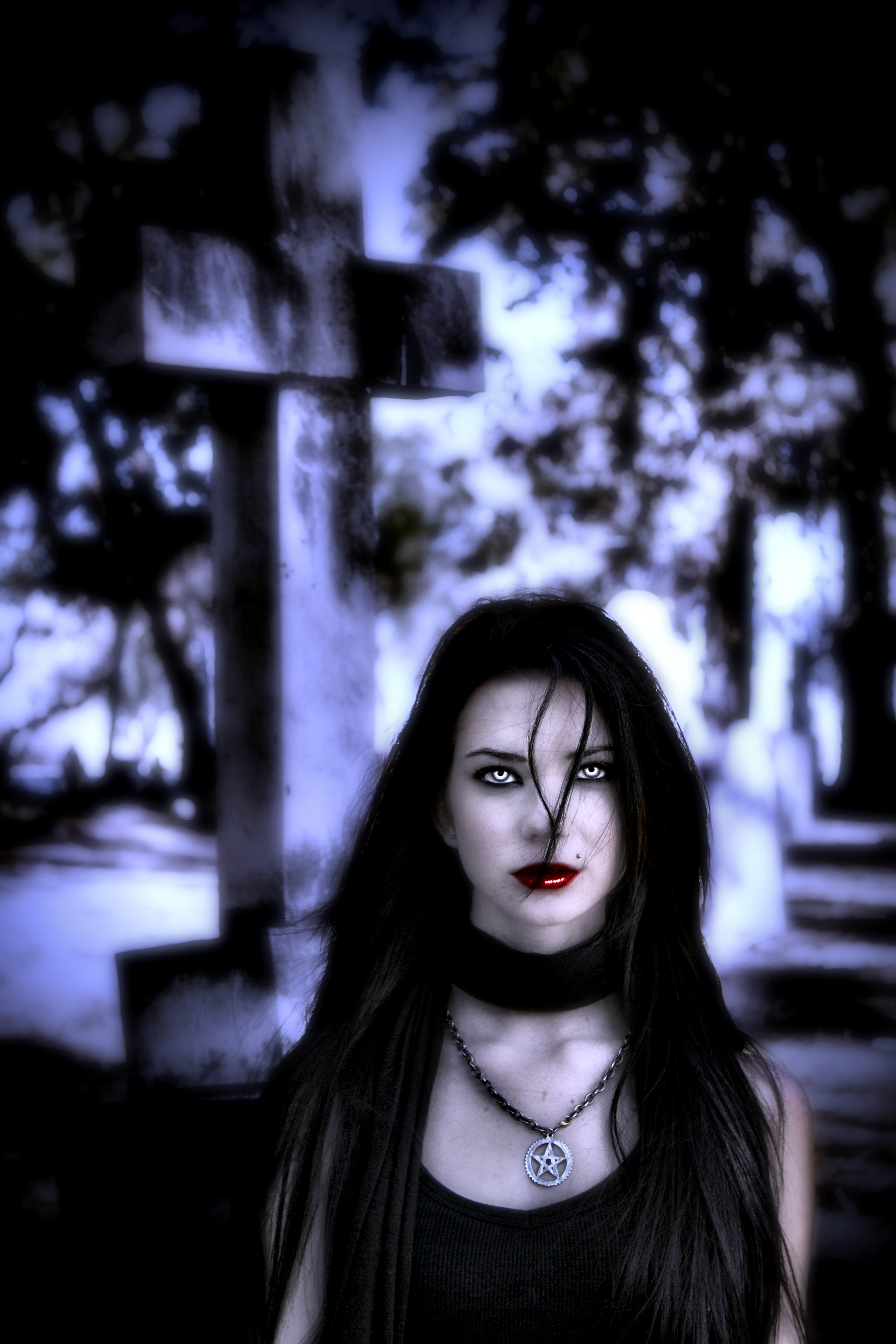 Vampire Melissa Deady Graveyard By Darkest B4 Dawn