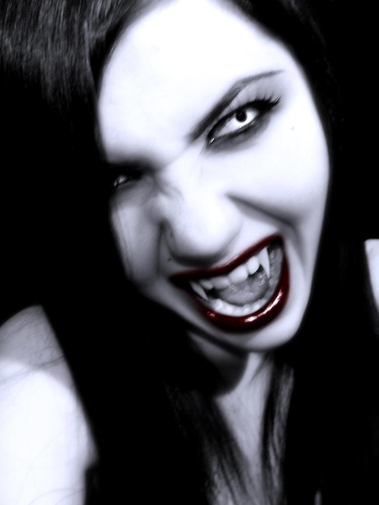 Vampire Jane-Bite by Darkest-B4-Dawn on DeviantArt Vampire