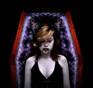 Vampire Jessica-Dark Sleeping Beauty by Darkest-B4-Dawn