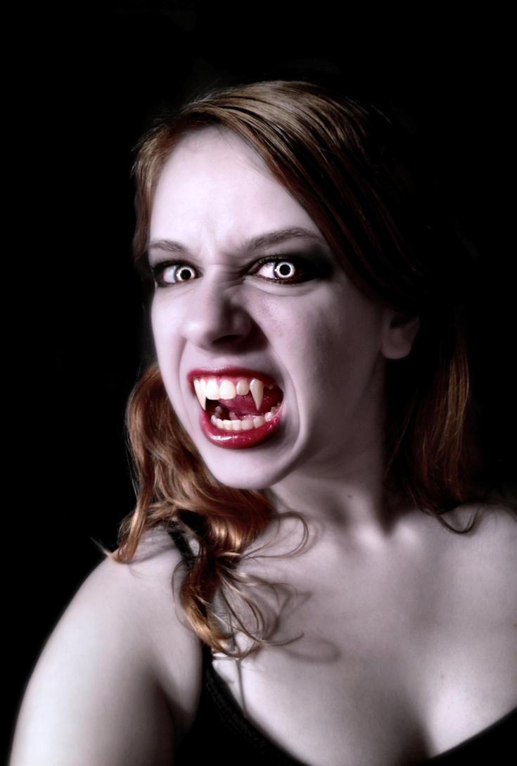 Wicked Fangs by Darkest-B4-Dawn