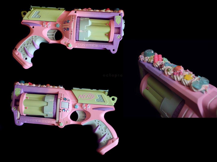 Kawaii Guns by miss-octopie ...