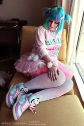 Fairy Kei Sweetie by miss-octopie