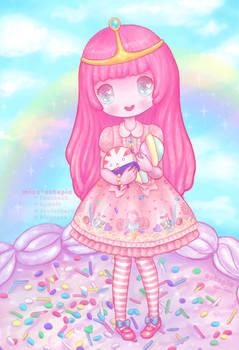 Princess Bubblegum Lolita