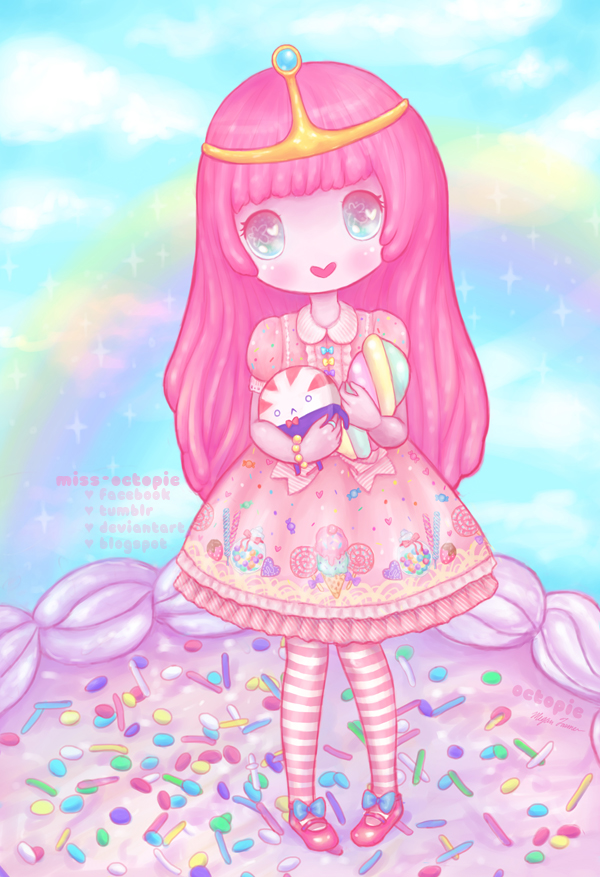 Princess Bubblegum Lolita