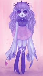 Unnamed Monster girl