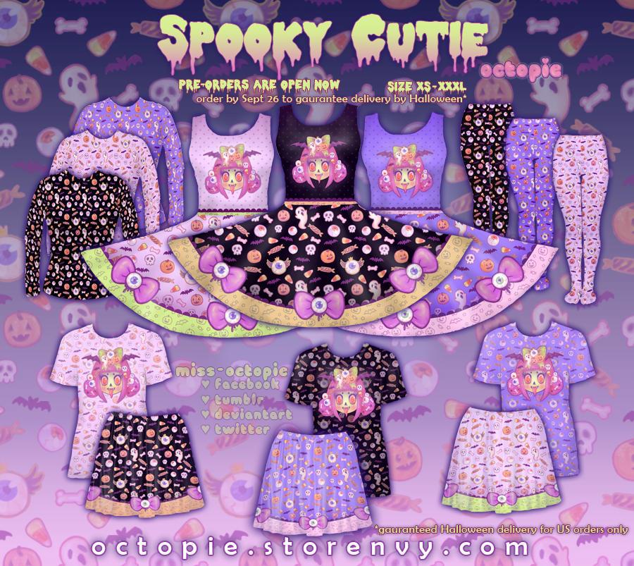 Spooky Cutie Clothing Series