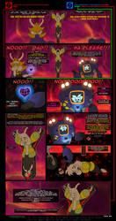 Asriel Synth Undertale AU comic pag 64 by HTECORE