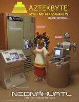 NEONAHUALT Astekbyte Systems Ad 01
